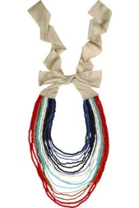 Stella McCartney Beaded Necklace
