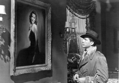Laura starring Gene Tierney and Dana Andrews
