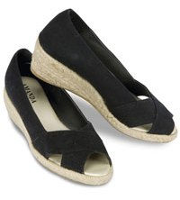 Canvas Espadrille from Soft Surroundings