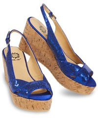 Sequined Wedge from Soft Surroundings
