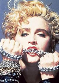 Madonna in Chains