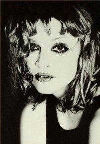 Madonna as Punk
