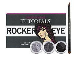 Bare Escentuals Tutorials - Rocker Eye