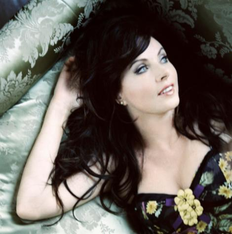 Sarah Brightman. I was going to deliciously boycott the Olympics this year ...