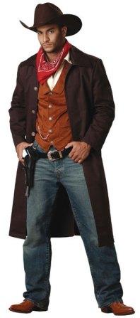 Jesse James Costume