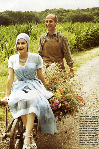 emma watson vogue italia. Emma Watson in Vogue Italia