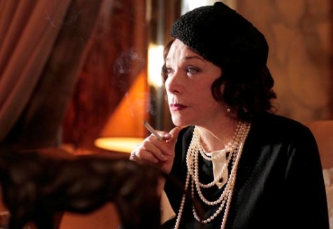Shirley MacLaine as Coco Chanel on Lifetime