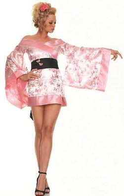 Geisha Girl Halloween Costume