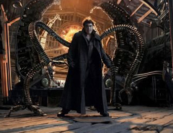 Alfred Molina as Doctor Octopus