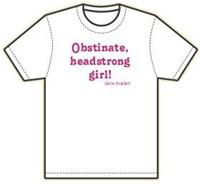 Jane Austen Tee Shirt