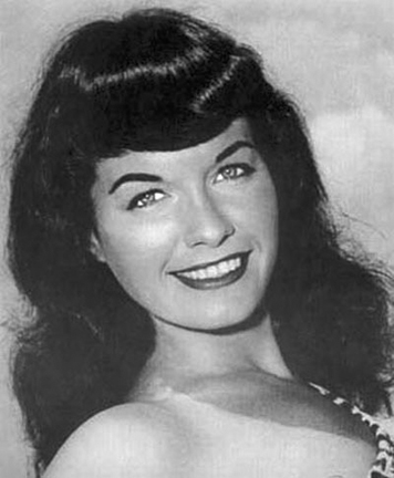 gallery bettie page