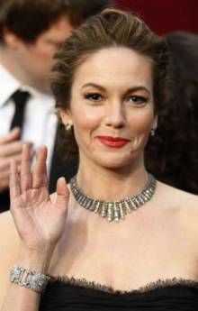 Diane Lane on the red carpet