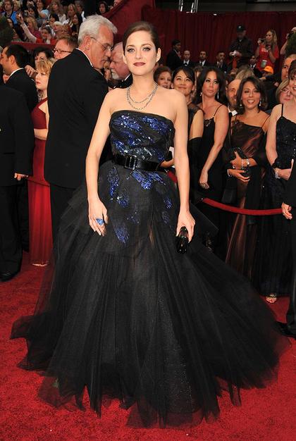 Oscar 2008 marion cotillard with a pervert - 2 part 8