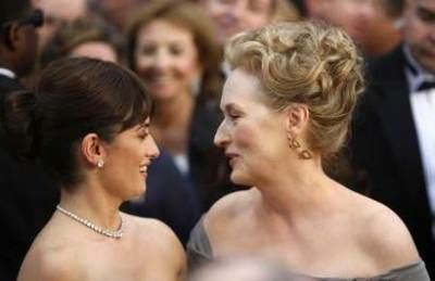 Penelope Cruz and Meryl Streep
