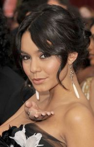 Vanessa Hudgens at the Academy Awards