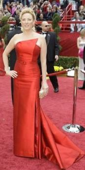 Virginia Madsen at the Academy Awards