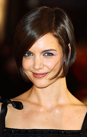 Katie Holmes Wows With Yet Another Hair Style Grace Magazine