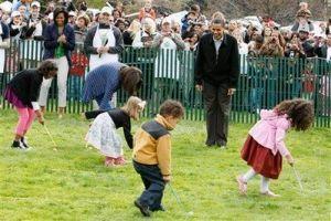 Obama Easter