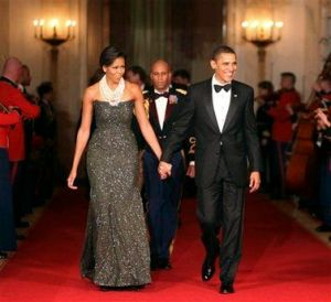 Obama Formal Dinner
