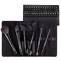 Sephora Luxe Noir Brush Set