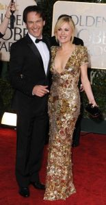 Anna Paquin and Stephen Moyer from True Blood at the 2010 Golden Globes