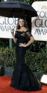 Penelope Cruz from Nine at the 2010 Golden Globe Awards