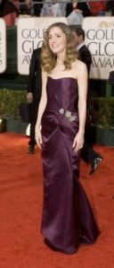 Rose Byrne from Damages at the 2010 Golden Globe Awards
