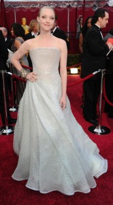Amanda Seyfried at the 2010 Oscars