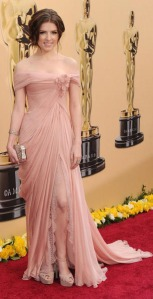 Anna Kendrick at the 2010 Academy Awards