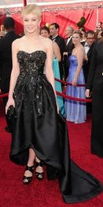 Carey Mulligan at the 2010 Academy Awards