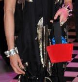 Caroline's bag at the 2010 Rose Ball in Monaco