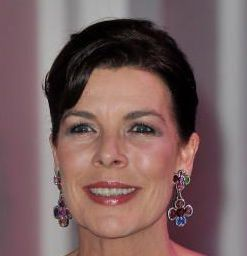 Princess Caroline's earrings