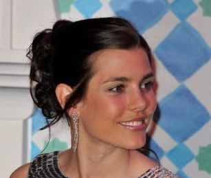 Charlotte Casiraghi's earrings