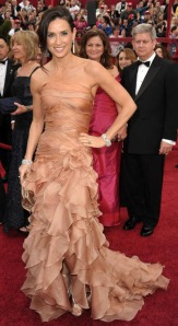 Demi Moore at the 2010 Oscars