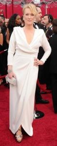 Meryl Street at the 2010 Academy Awards