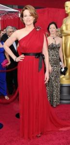Sigourney Weaver at the 2010 Oscars