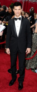 Taylor Lautner at the 2010 Oscars