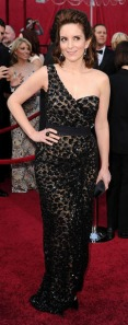 Tina Fey at the 2010 Oscars