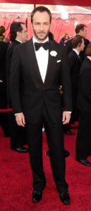 Tom Ford at the 2010 Academy Awards
